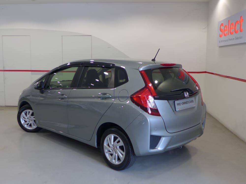 Honda JAZZ 1.3 CVT ABS D/AIRBAG 2WD