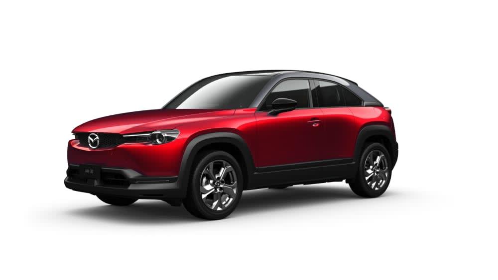 2021 Mazda MX-30 E35 Astina