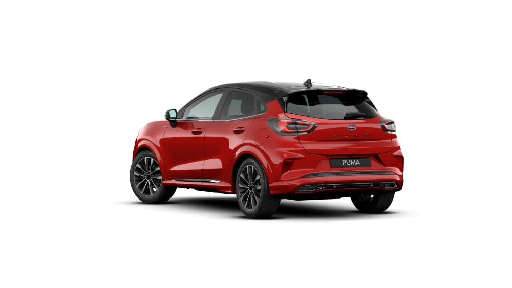 2021 Ford Puma ST-Line V JK