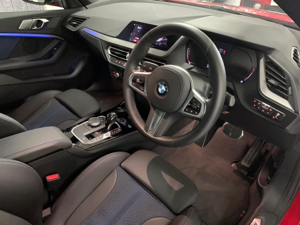 2019 BMW 218iA Gran Coupe M Sport Edition