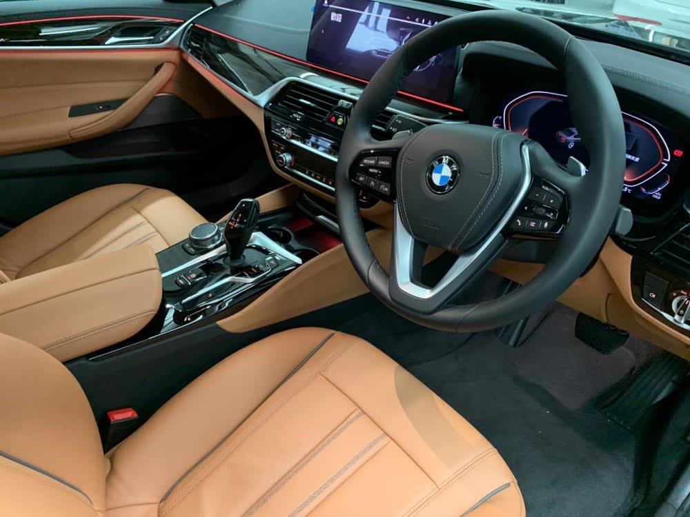 2020 BMW 520iA Saloon Luxury LCI