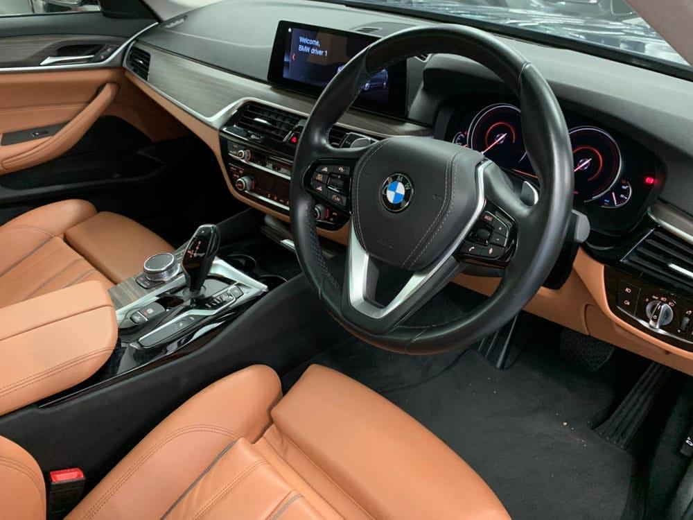 2018 BMW 530e Saloon Sport