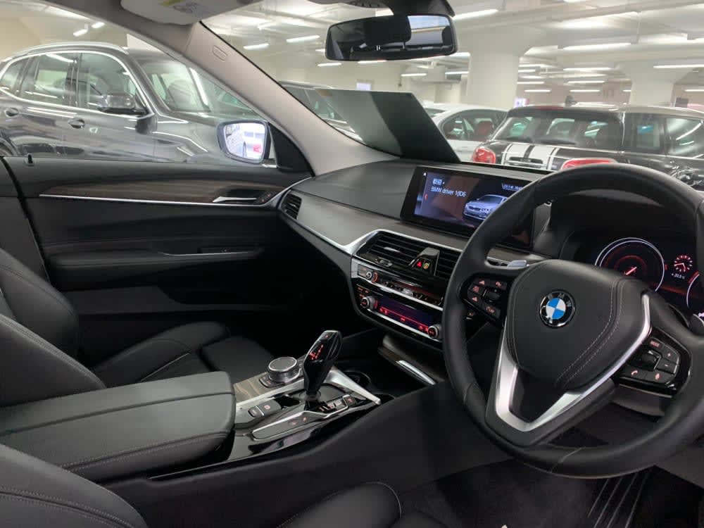 2018 BMW 630iA Gran Turismo Sport