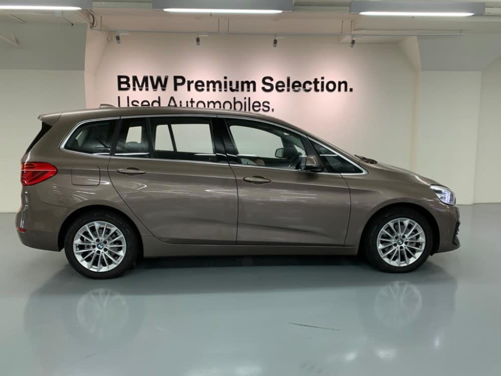 2020 BMW 218iA Gran Tourer