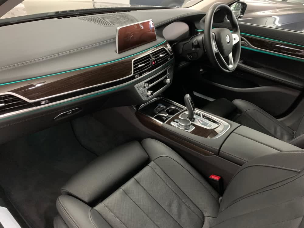 2019 BMW 740LiA Saloon