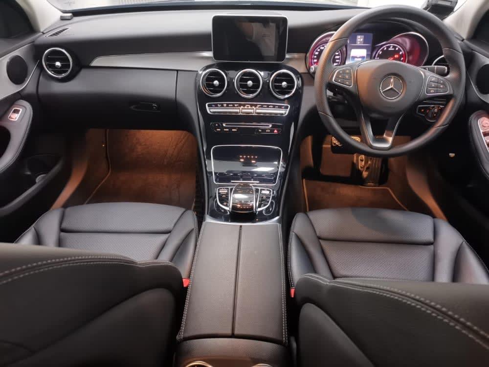 Mercedes Benz C180 Avantgarde
