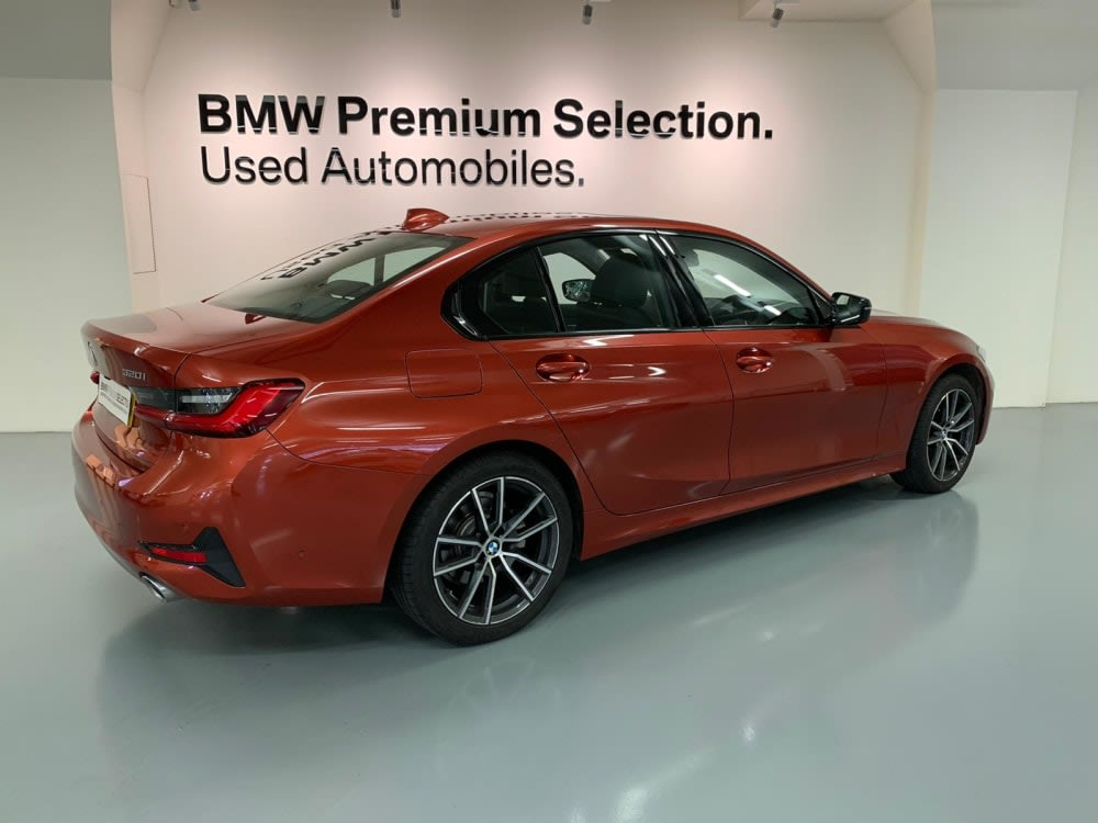2019 BMW 320iA Saloon Sport