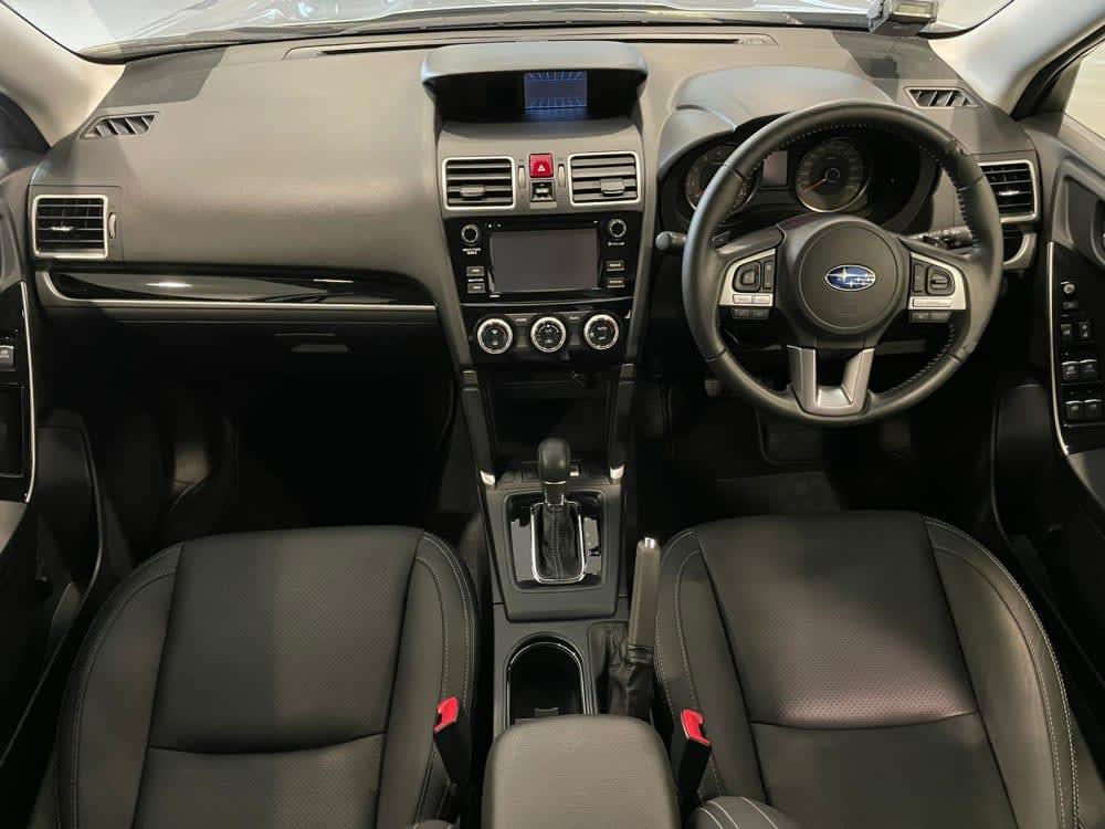 Subaru FORESTER 2.0L