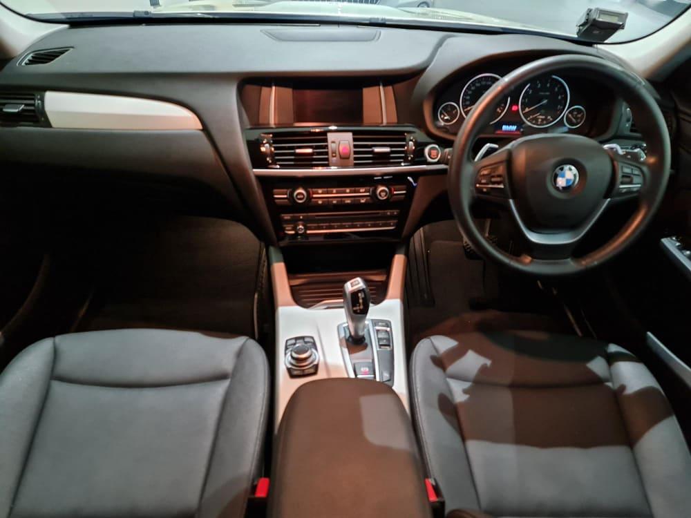 BMW X3 sDrive 20i
