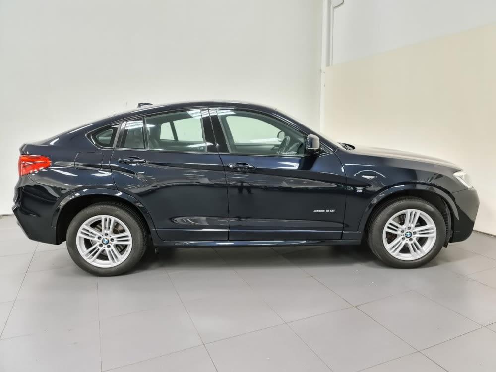 BMW X4 xDrive 20iA M Sport