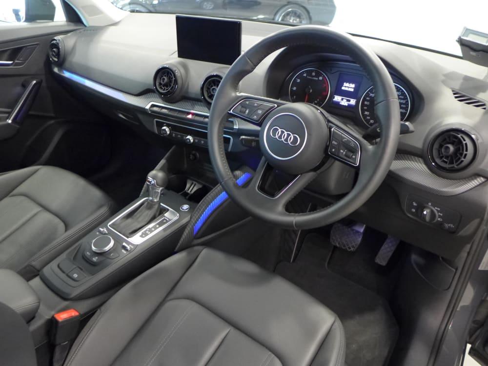 Audi Q2 1.4 TFSI COD S TRONIC