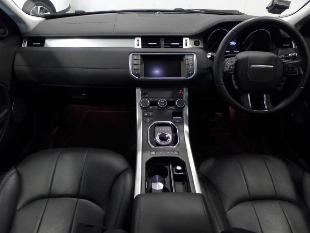 Land Rover RANGE ROVER EVOQUE 2.0 TSS