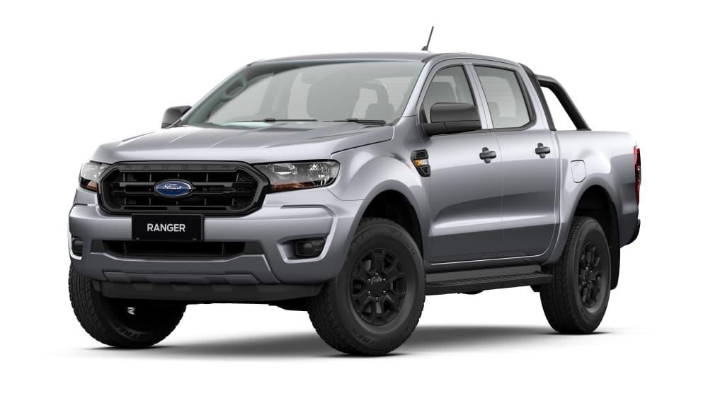2021 Ford Ranger Sport PX MkIII