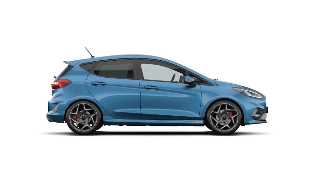 2021 Ford Fiesta ST WG