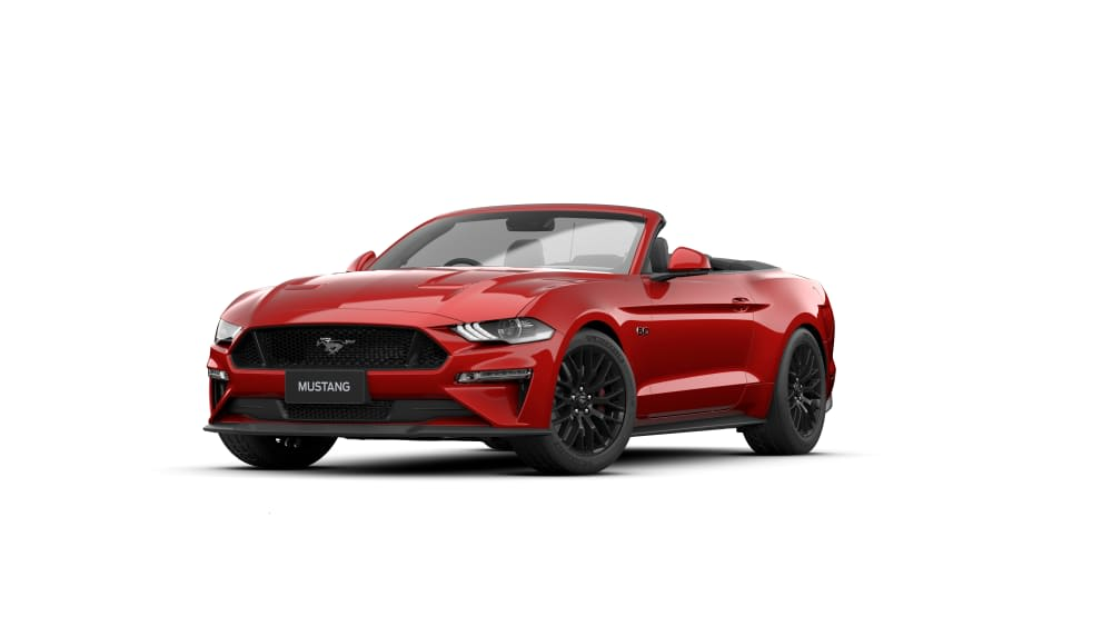 2021 Ford Mustang GT FN