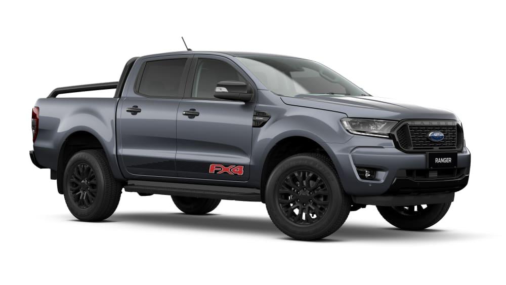 2021 Ford Ranger FX4 PX MkIII