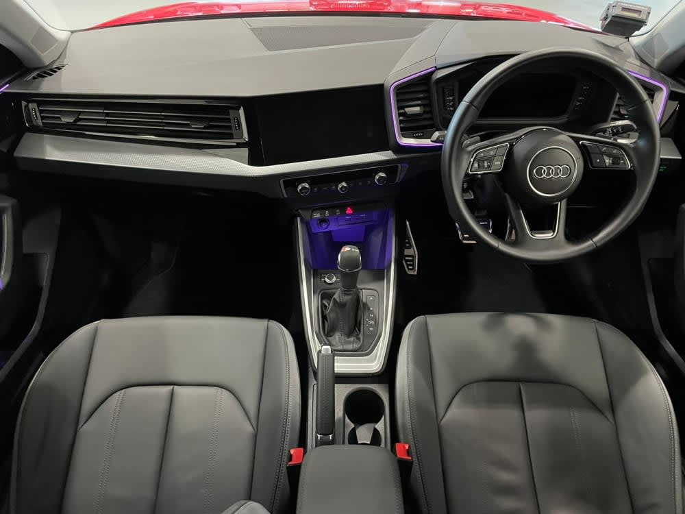 Audi A1 SB ADVANCED 1.0 TFSI S TRONIC