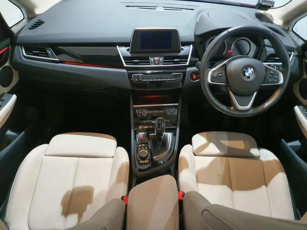 BMW 216i Active Tourer Sport
