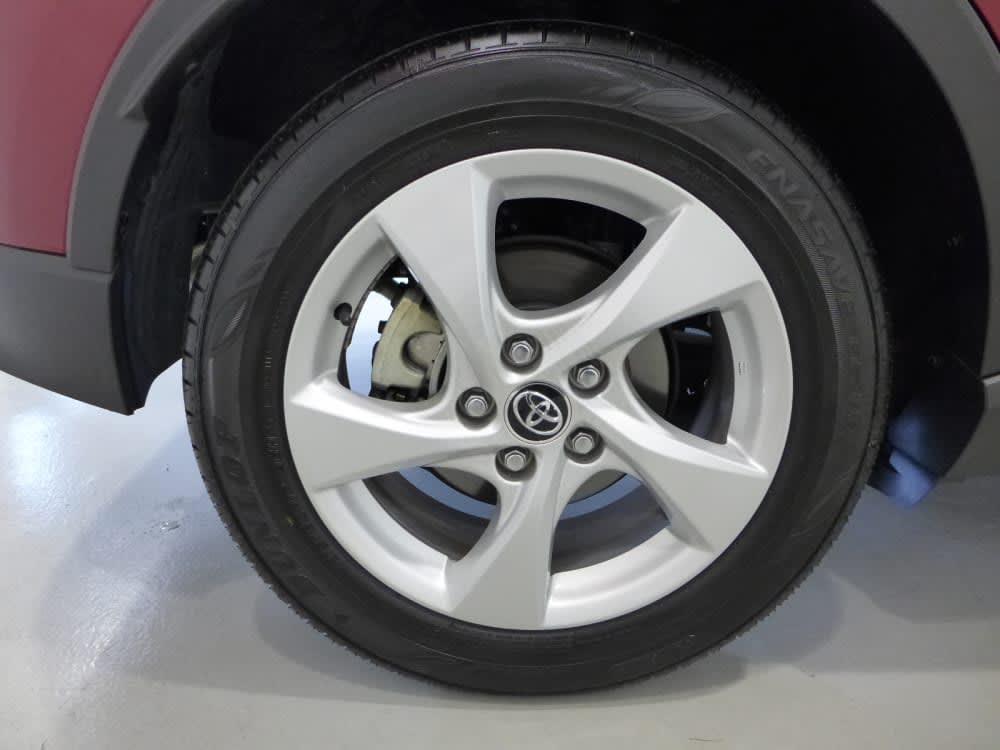 Toyota C-HR 1.2 TURBO ACTIVE