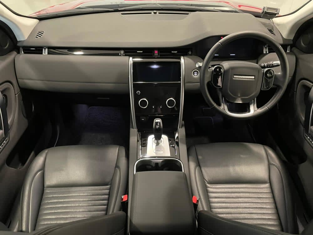 Land Rover DISCOVERY SPORT 2.0P 7 SEATER S/R