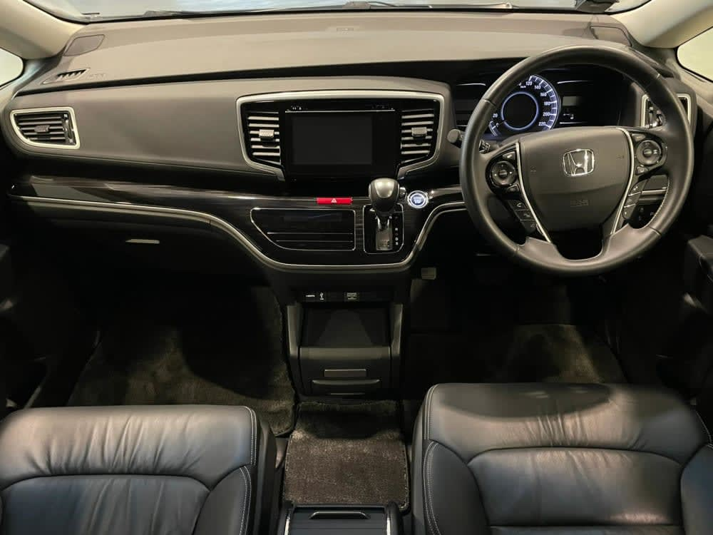 Honda ODYSSEY 2.4 EXV-S CVT SR NAVI RES