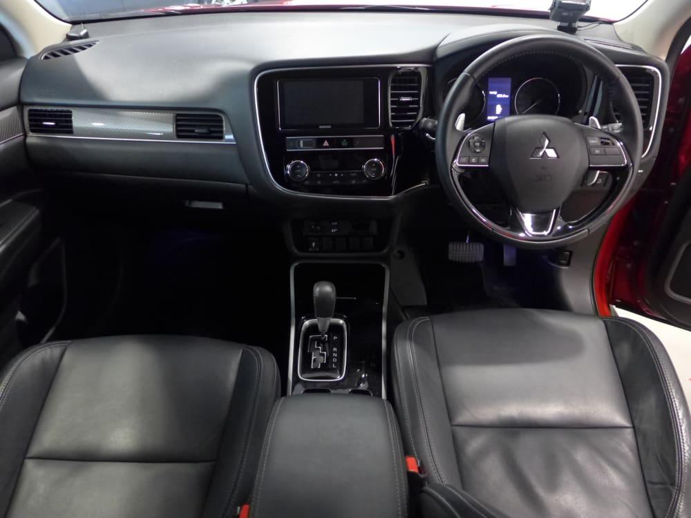 Mitsubishi OUTLANDER 2.0 CVT