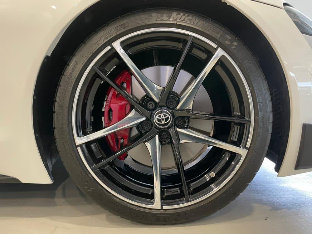 Toyota SUPRA RZ 2DR COUPE