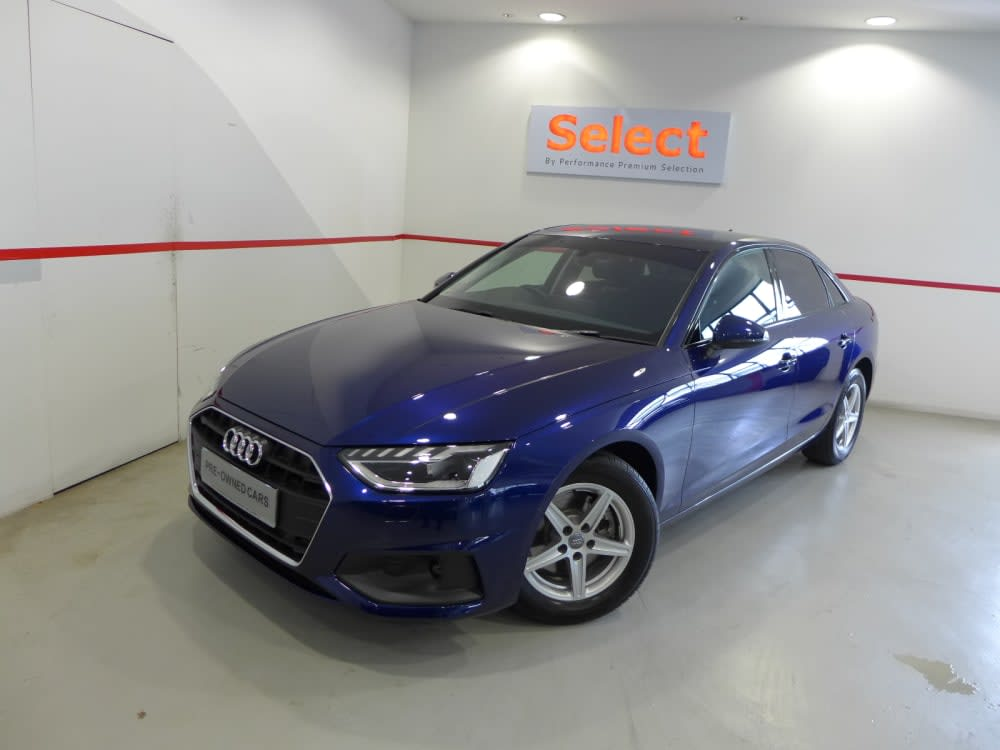 Audi A4 Mild Hybrid 2.0 TFSI S TRONIC