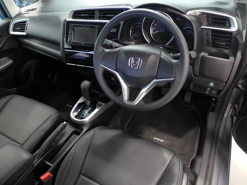 Honda FIT 1.3 GF CVT
