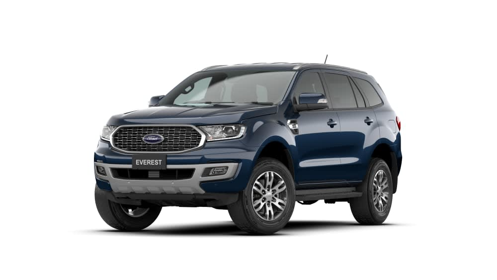2021 Ford Everest Trend UA II