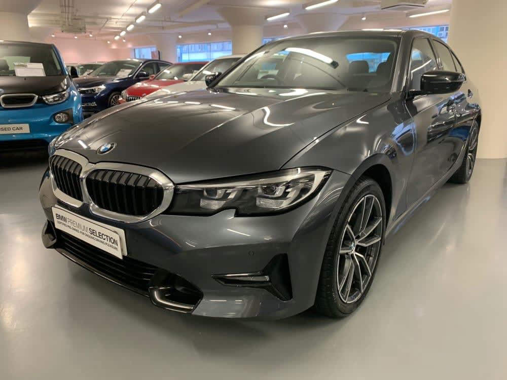 2020 BMW 318iA Saloon Sport