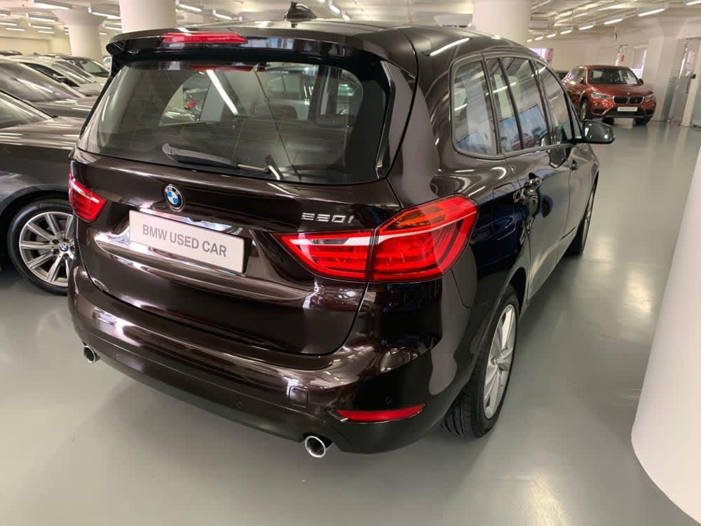 2016 BMW 220iA Gran Tourer