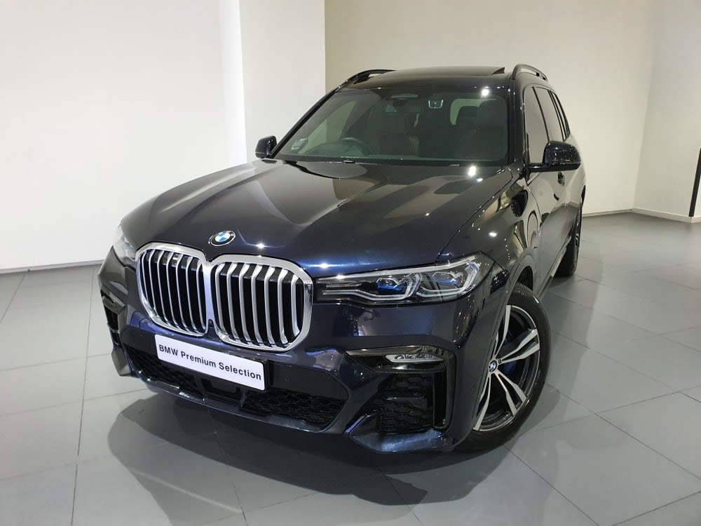 BMW X7 xDrive 40i M Sport