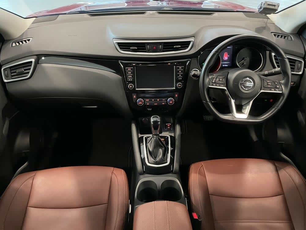 Nissan QASHQAI 1.2 DIG-T CVT