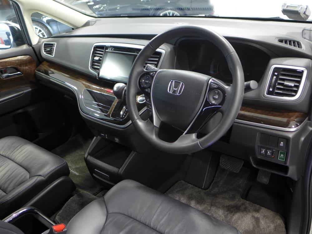 Honda ODYSSEY 2.4 EX-S CVT