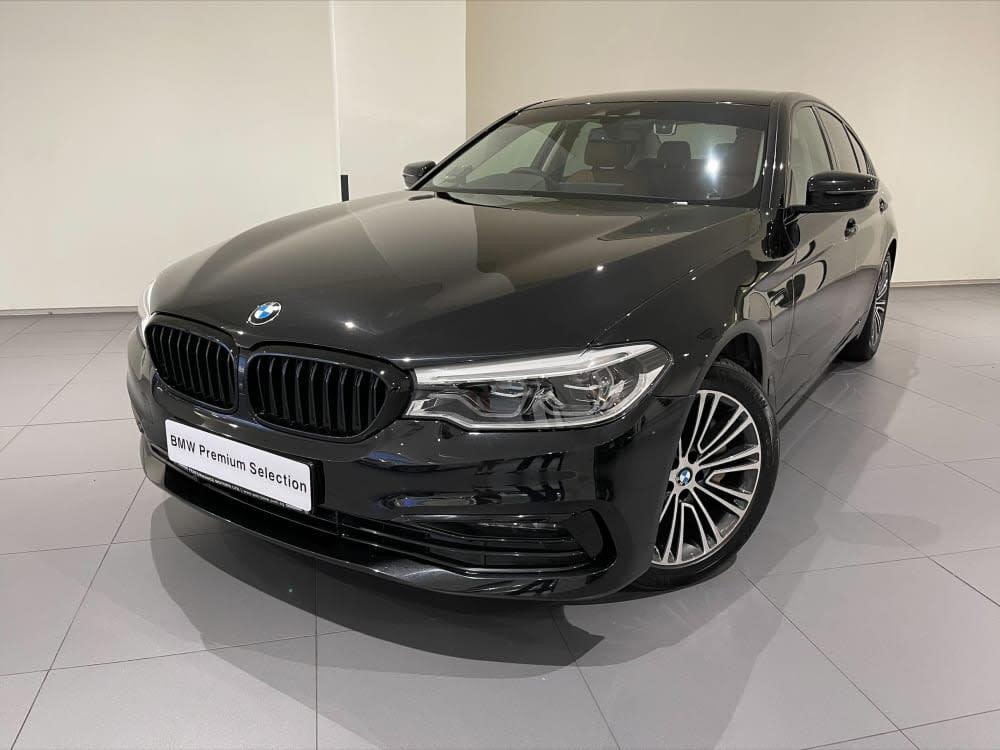 BMW 530E Sport