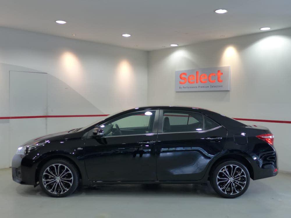 Toyota COROLLA ALTIS 1.6 CVT