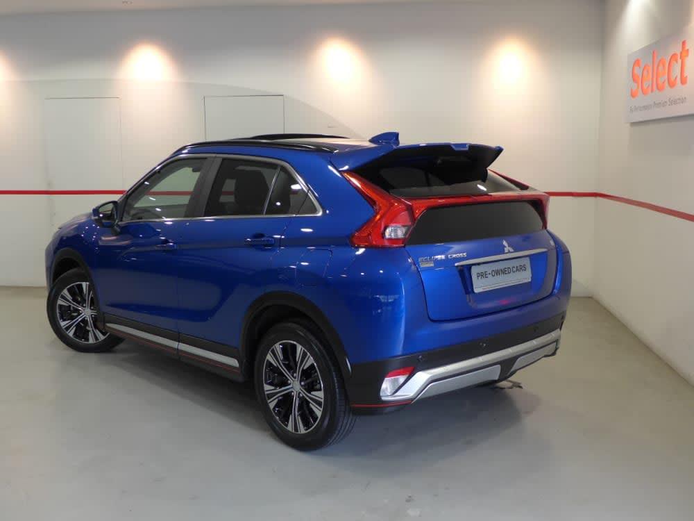 Mitsubishi ECLIPSE CROSS 1.5 CVT SUNROOF
