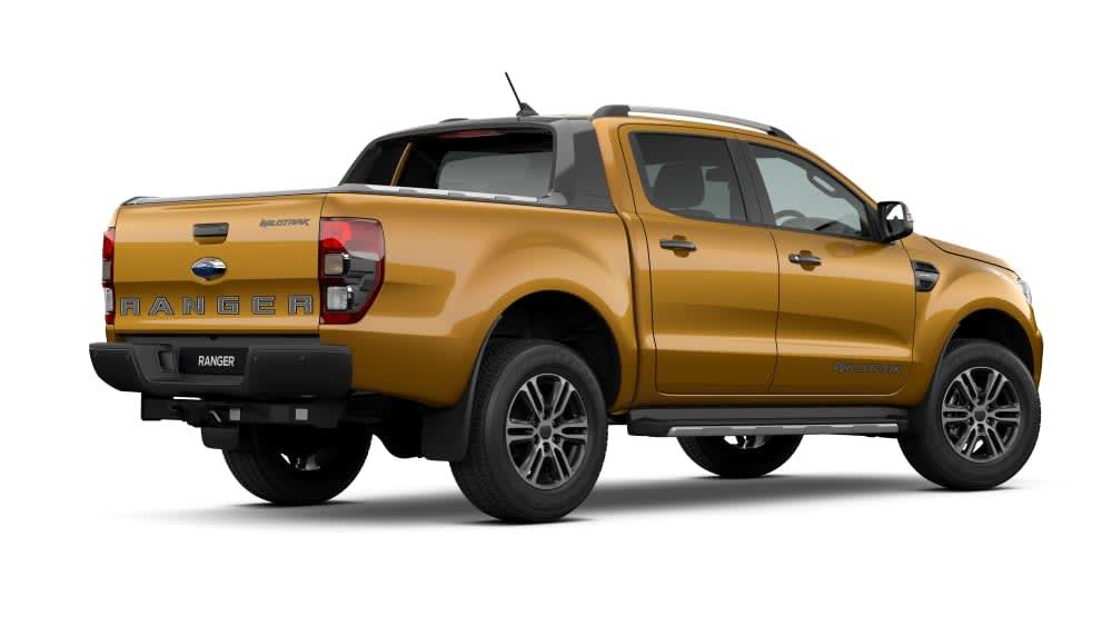 2021 Ford Ranger Wildtrak PX MkIII