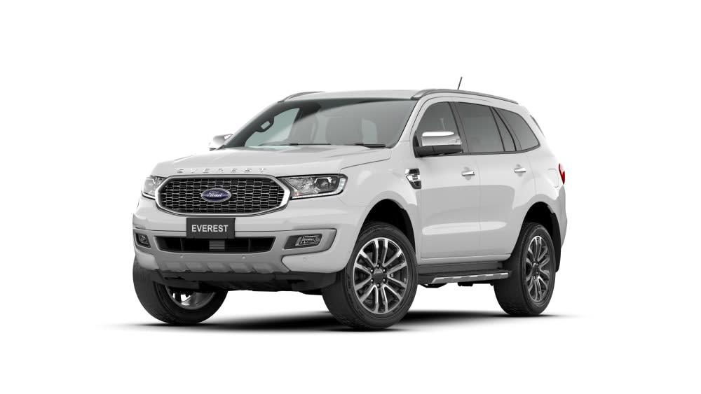 2021 Ford Everest Titanium UA II
