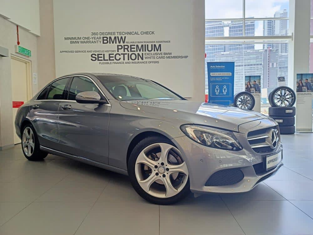 2016 Mercedes Benz C200-W205A