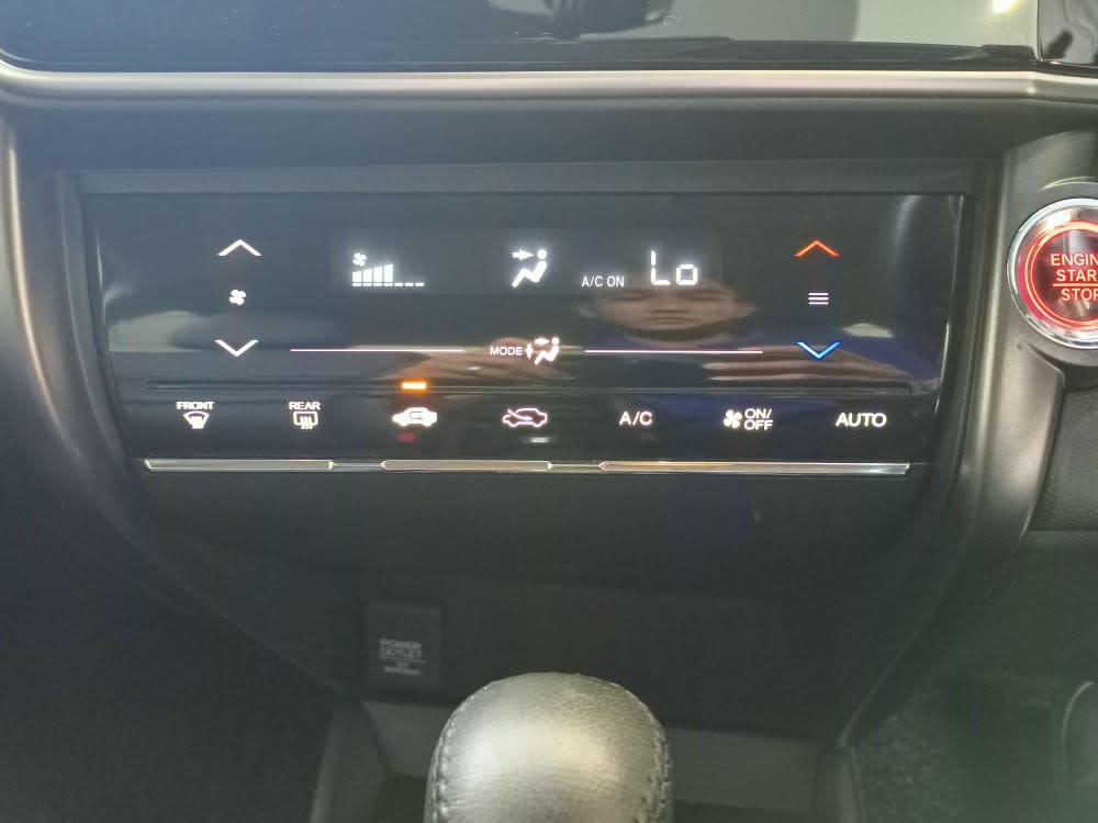 2017 Honda City V 1.5L I-VTEC