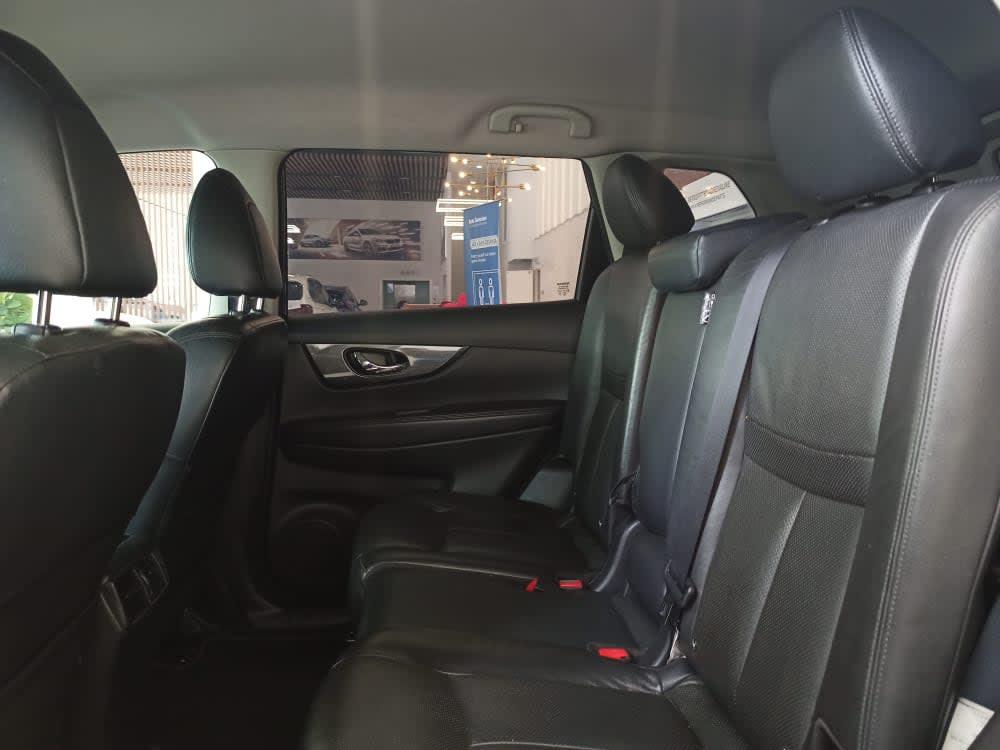 2016 Nissan X-trail 2.5L CVT