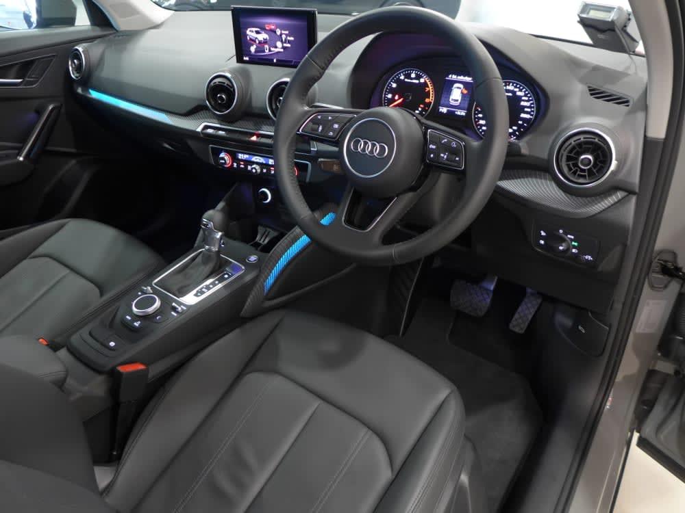 Audi Q2 1.0 TFSI S TRONIC
