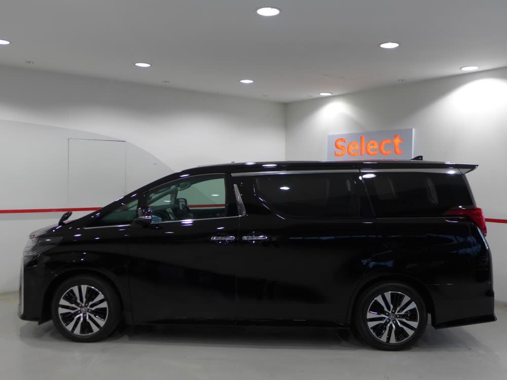 Toyota ALPHARD 7-SEATER 2.5 SC CVT