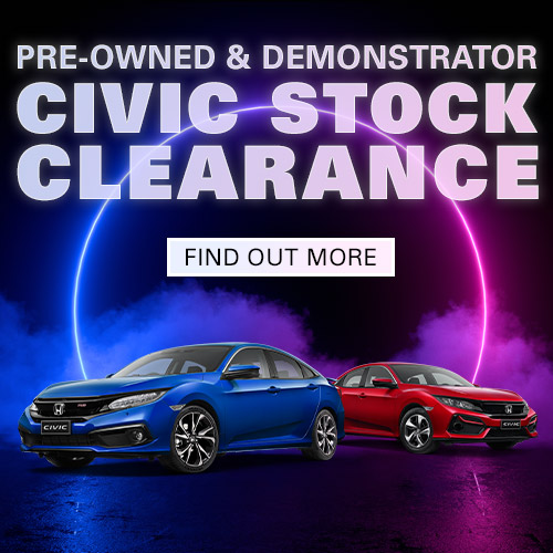 Honda Civic Clearance