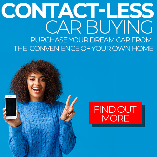 Contactless Car Buying