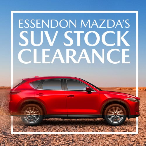 SUV Clearance