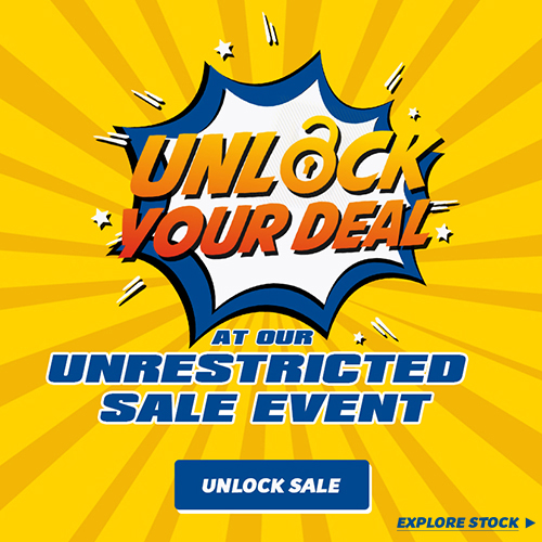 Unrestricted Sale Event