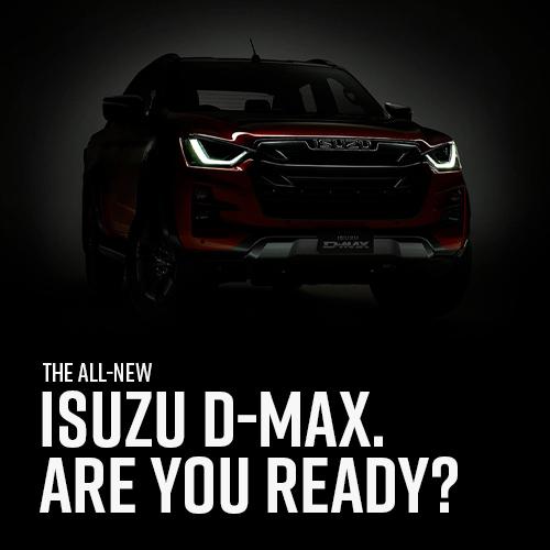 New D-Max